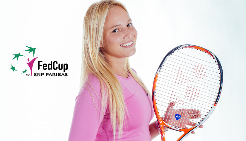 fed cup livescore